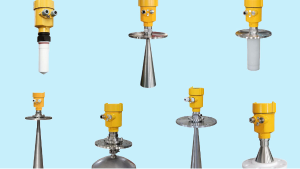 雷达料位计测量技术的优点