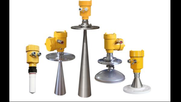 雷达液位计的典型应用