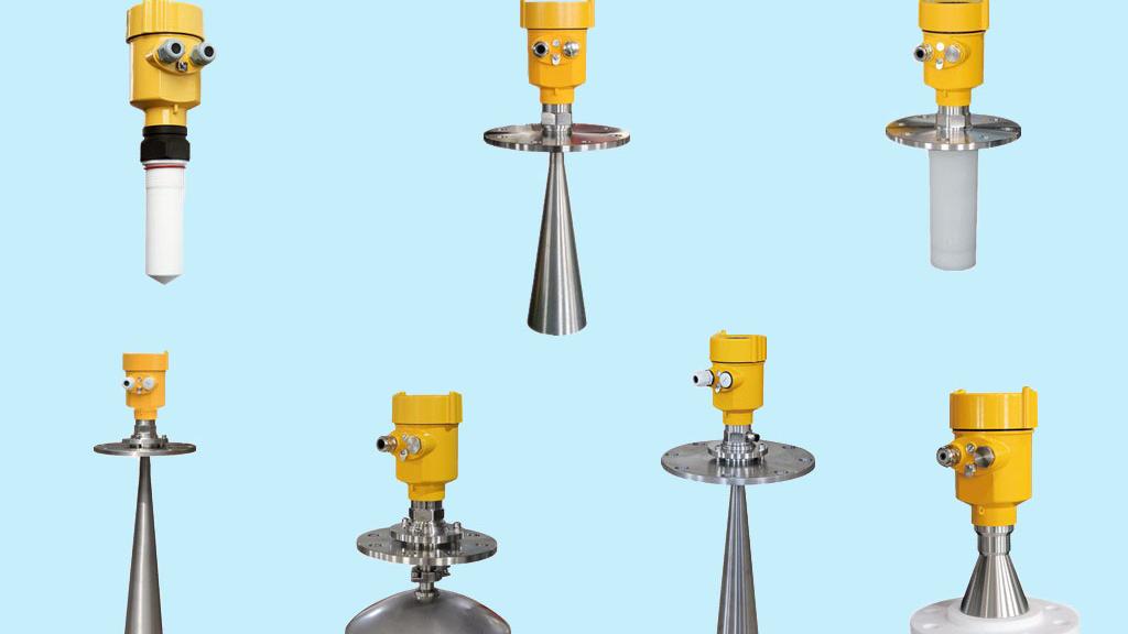 对比五款常见的液位计—雷达物位计