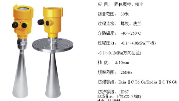雷达液位计测量值波动的原因