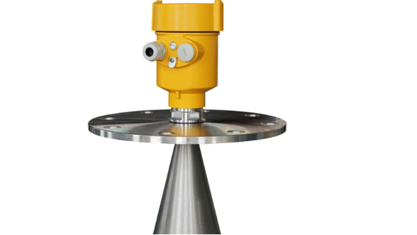 雷达物位计为何广泛应用于水泥厂