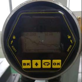 雷达物位计表
