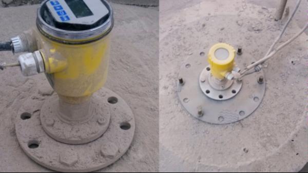 雷达液位计不同形式安装说明