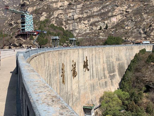 北京青龙峡雷达水位计应用-慧博新锐案例