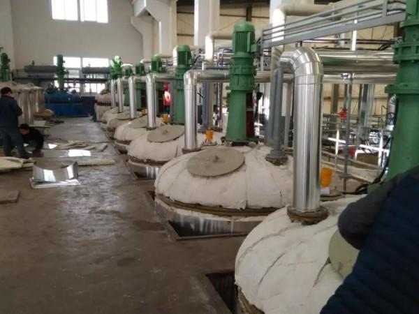 矿厂反应釜液位测量—慧博新锐案例