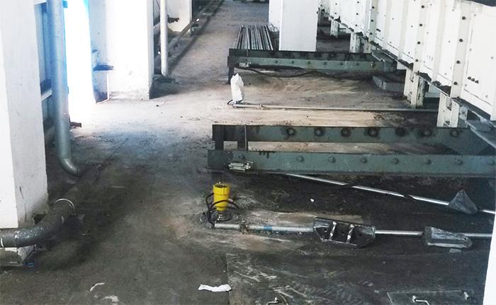 东胜煤矿HBRD803雷达物位计应用-慧博新锐案例