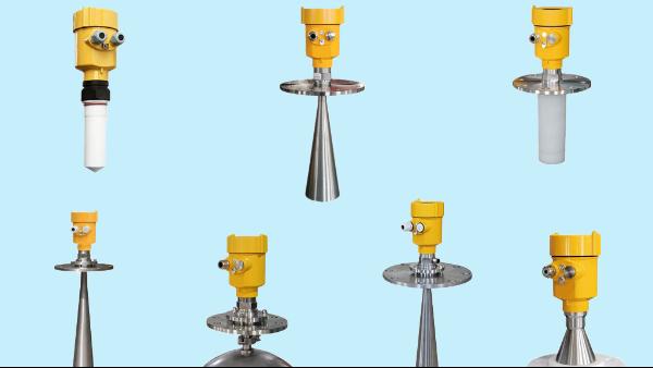 雷达物位计三种工况案例——雷达物位计用途科普