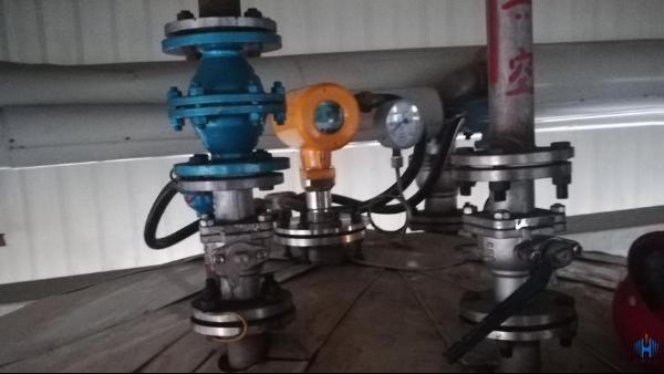 沥青储罐适合用什么样的雷达液位计?