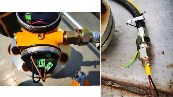 慧博新锐专业工程师教你如何处理雷达液位计进水问题