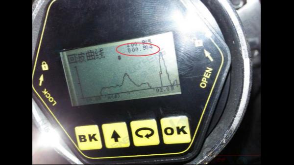 雷达液位计会出现哪些故障?