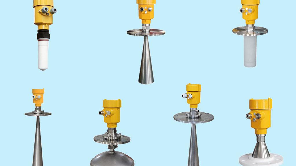简单介绍三种典型液位计—雷达物位计种类