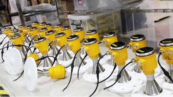 雷达液位计是否可以用在制糖工业中?