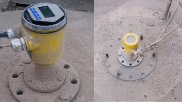雷达液位计处理污水