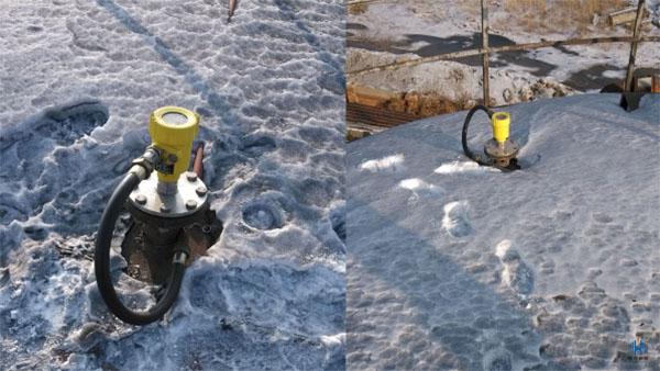 雷达液位计用于轻质油储罐测量的必要性