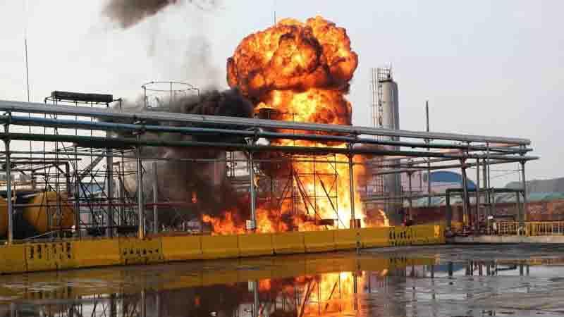 油罐雷达液位计