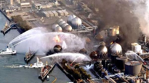 日本福岛核事故