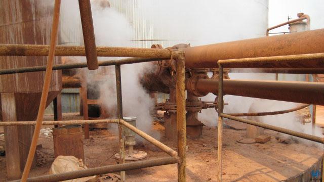 氧化铝行业