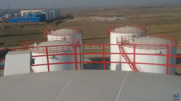 储油罐使用雷达液位计需要关注的几个方面