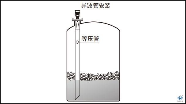 雷达液位计安装